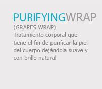 Purifying-wrap